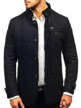 Pánské zimní kabáty f6bf36b04aa