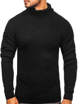 Černý pánský rolák Bolf 4368