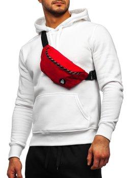 Červená pánská taška ledvinka Bolf NR79