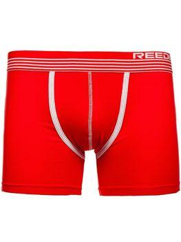 Červené pánské boxerky Bolf G513