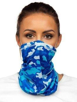 Modrý šátek Bolf YW0504