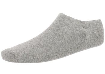 Šedé pánské nízké ponožky Bolf 01