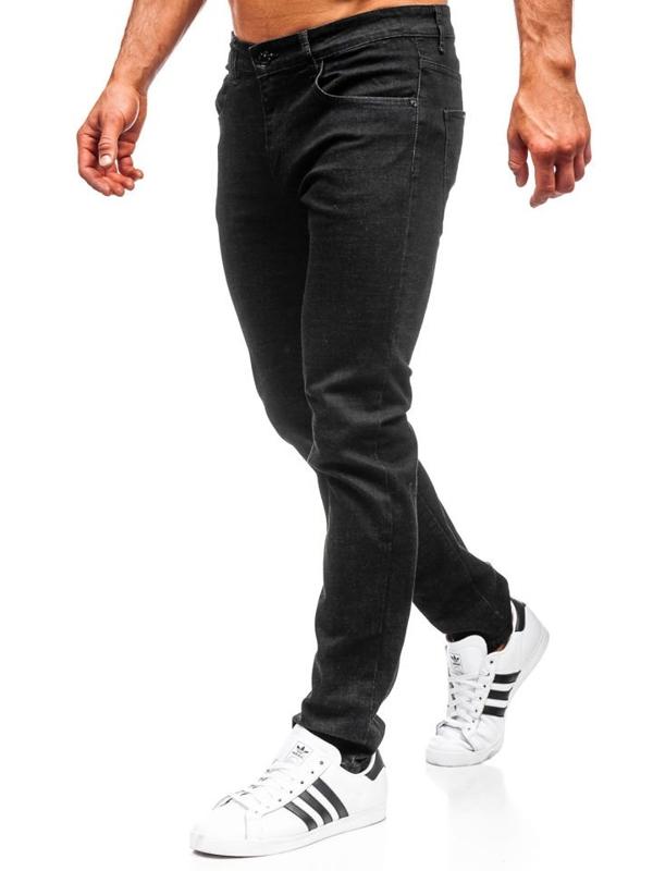 Černé pánské džíny Bolf KA9977