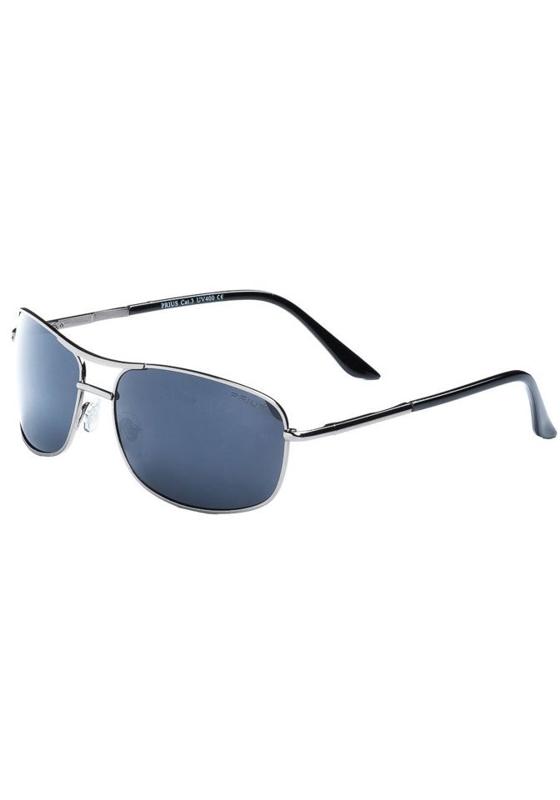 Grafitové pánské sluneční brýle Bolf P201B