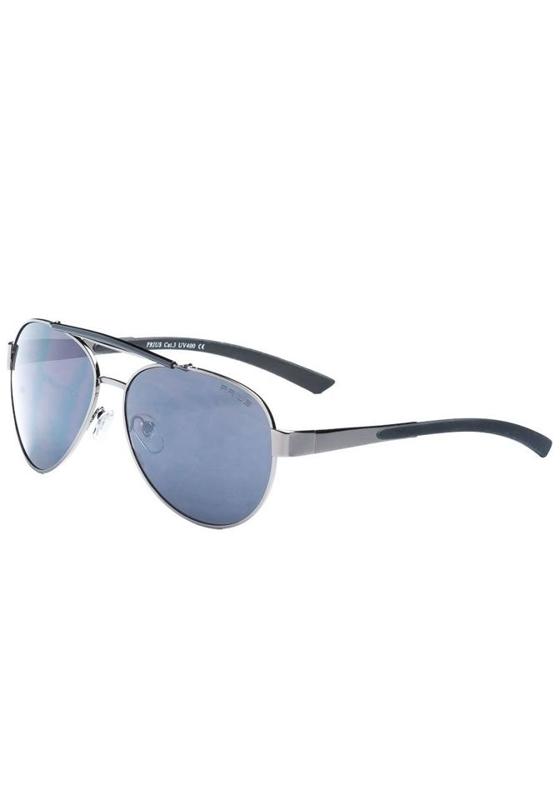 Grafitové pánské sluneční brýle Bolf P222B