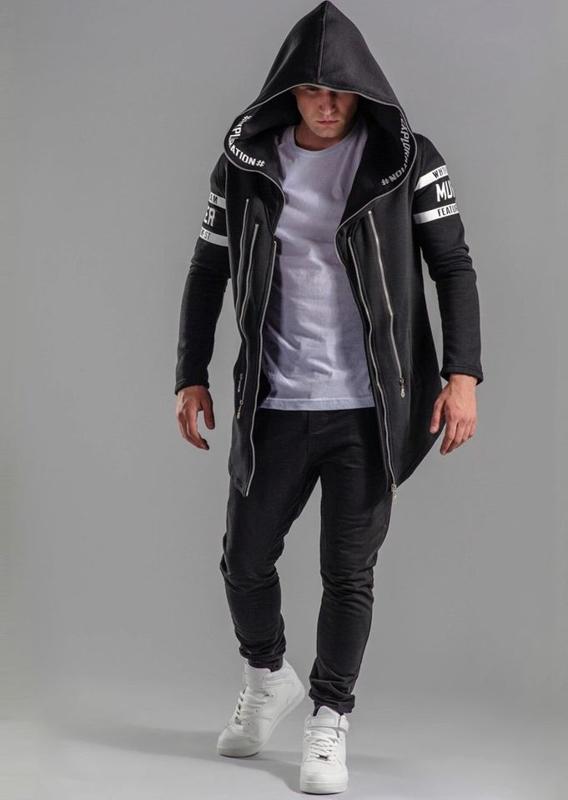 Stylizace č. 53 - mikina s kapucí, tričko, jogger kalhoty