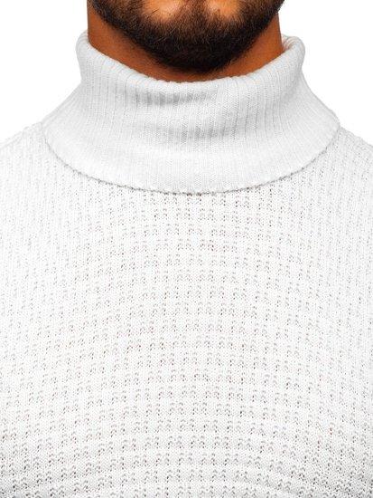 Bílý pánský rolák Bolf 323