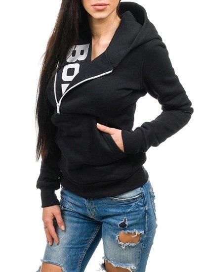 Černá dámská mikina Bolf 45S