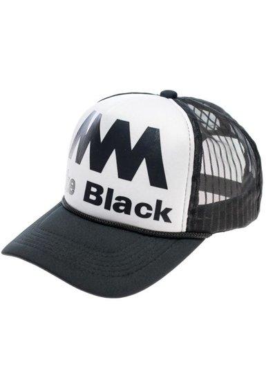 Černá kšiltovka Bolf 24