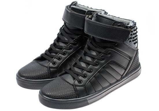 Černá pánská obuv Bolf 3004
