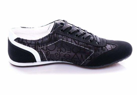 Černá pánská obuv Bolf 614