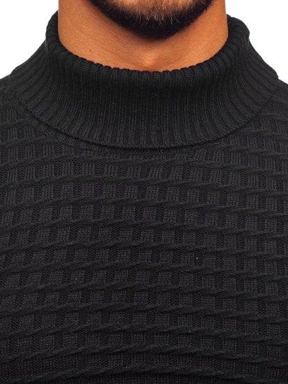 Černý pánský rolák Bolf 4529