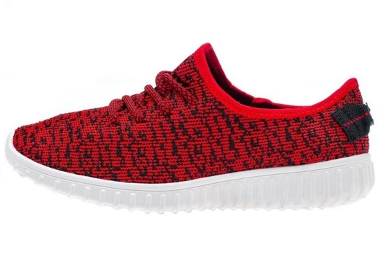 Červená pánská sportovní obuv Bolf 257H