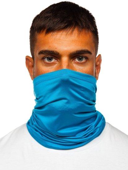 Modrý pánský šátek Bolf YW0501M