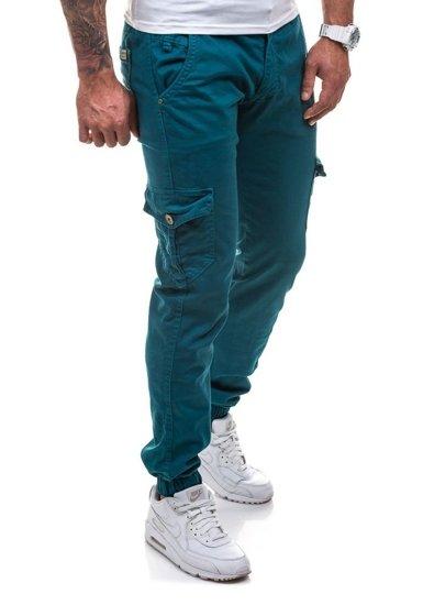 Mořské pánské jogger kapsáče Bolf 0802