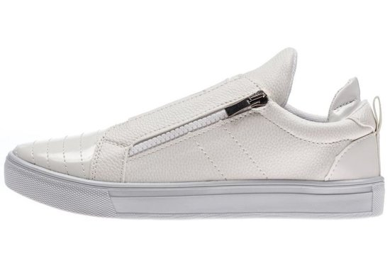 Pánská bílá obuv Bolf 1506