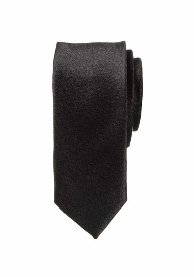 Pánská kravata 01AB černá