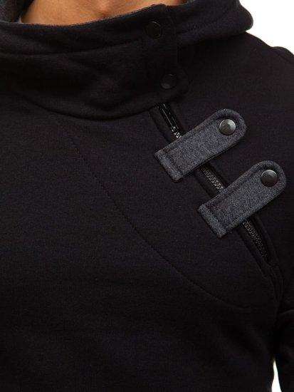 Pánská mikina BOLF 06S černo-antracitová