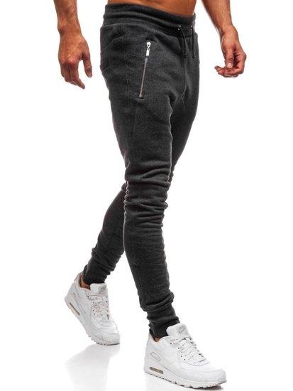 Pánské baggy kalhoty BOLF 43S-S antracitové
