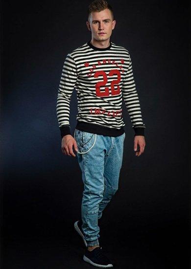 Stylizace č. 39 - mikina, jogger kalhoty, obuv