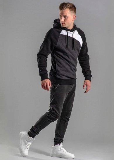 Stylizace č. 54 - mikina s kapucí, jogger kalhoty