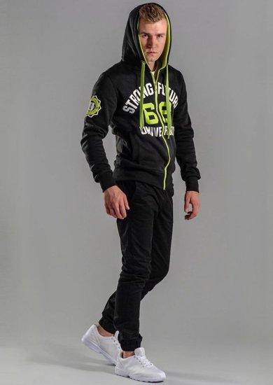 Stylizace č. 56 - mikina s kapucí, tričko, jogger kalhoty