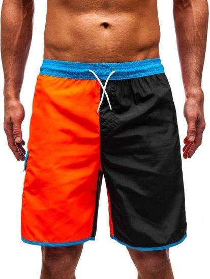 Vícebarevné pánské koupací šortky Bolf 353C