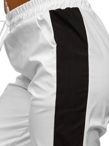Bílé dámské tepláky Bolf Y513