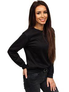 Černá dámská mikina Bolf W01