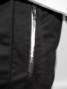 Černé pánské tepláky Bolf XW03Z