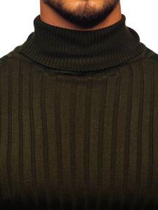 Khaki pánský rolák Bolf 2002