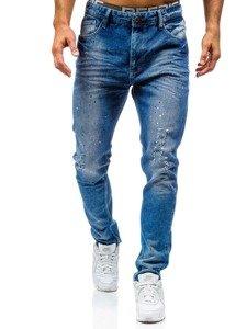 Pánské modré džíny Bolf 0165-1
