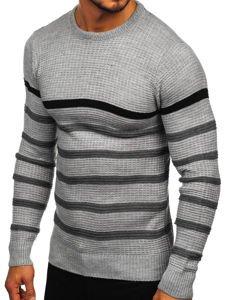 Šedý pánský svetr Bolf 1951