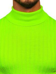 Zeleno-neónový pánský rolák Bolf 2002